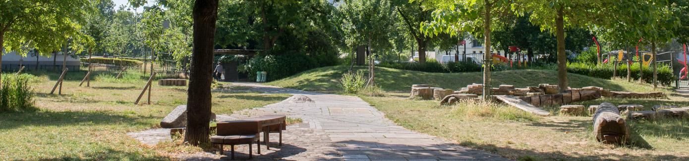 Jardins d\'immeubles de la Porte-de-Vincennes (partie - Ville ...