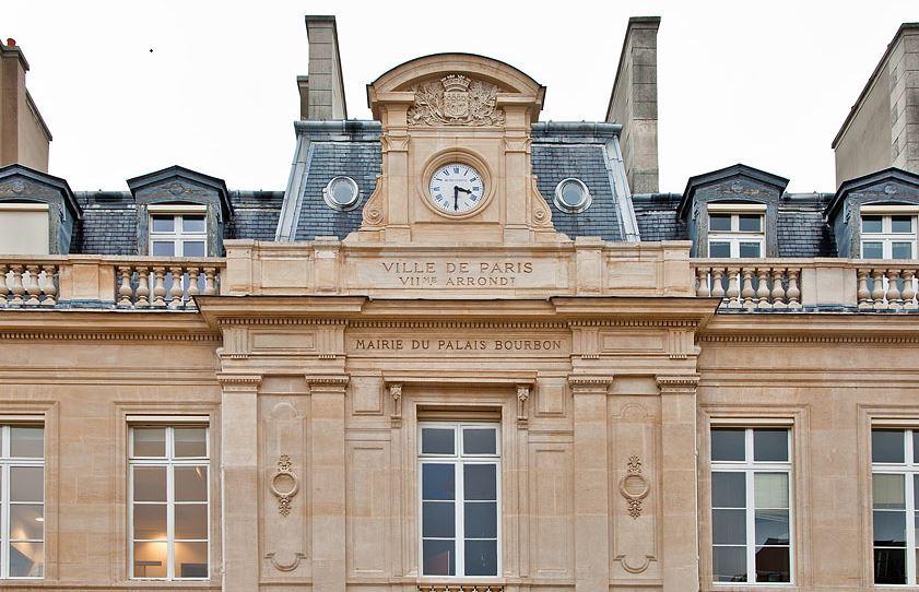 Mairie du 7e arrondist de Paris - Mairie du 7e on