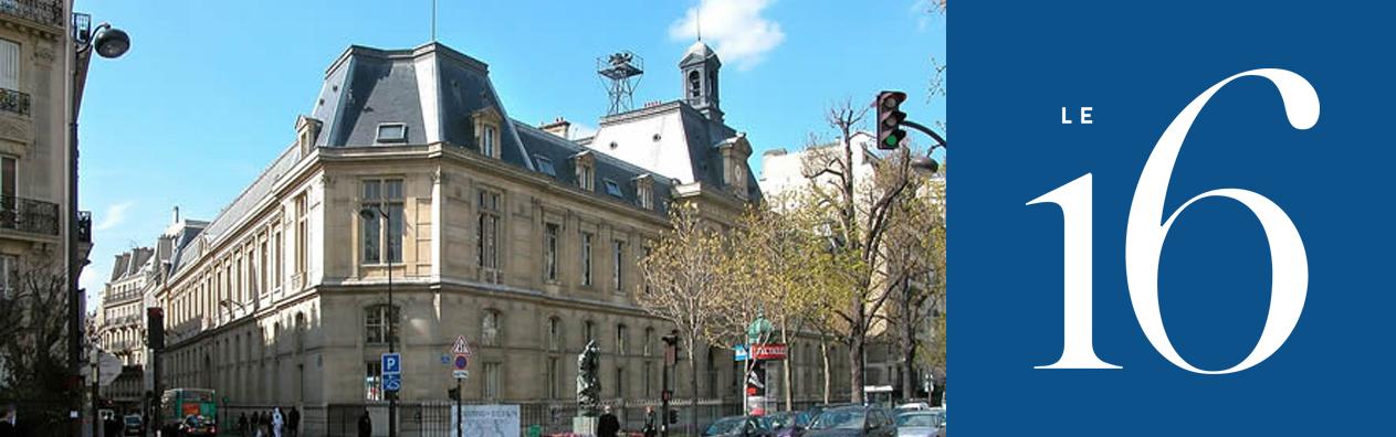 Randki sceniczne mairie du 16eme