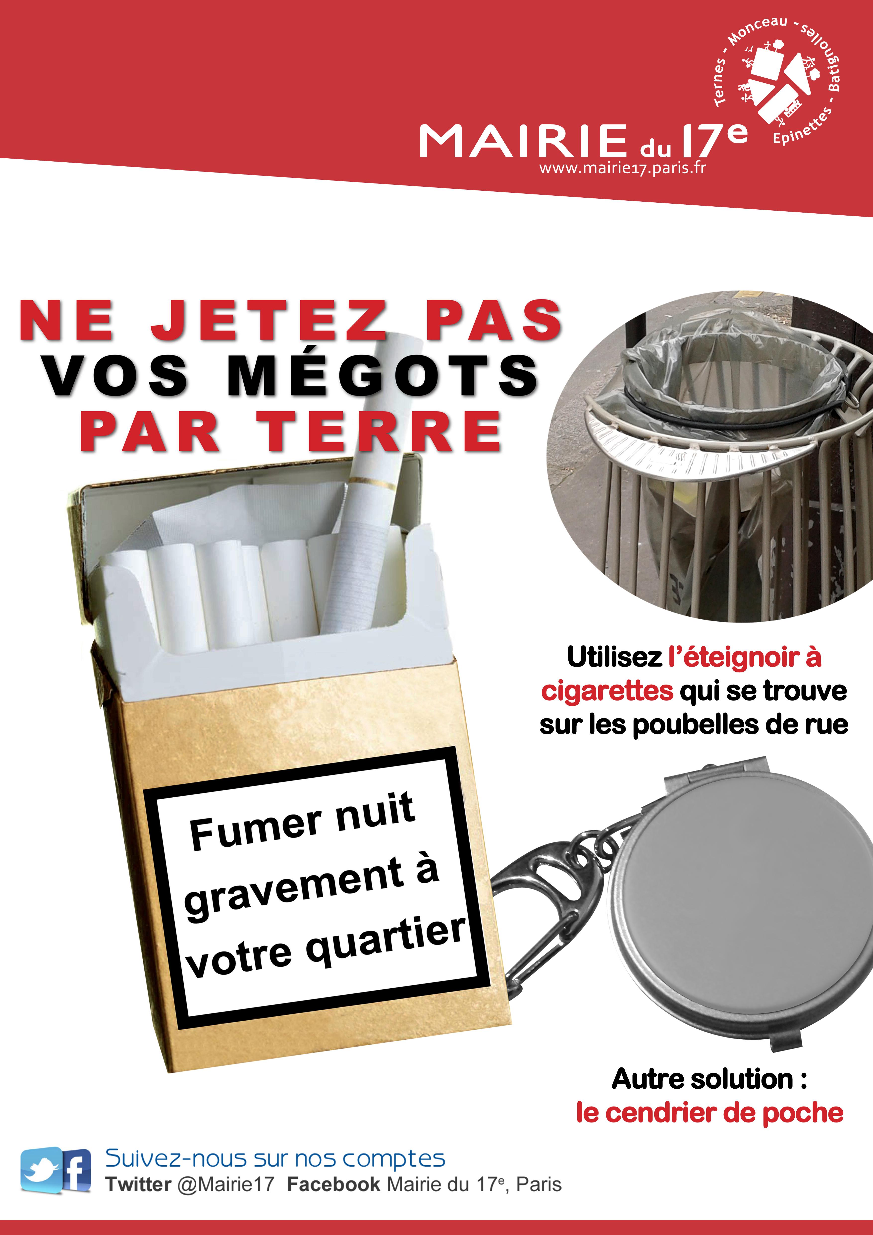 Effets de mauvais fumeur
