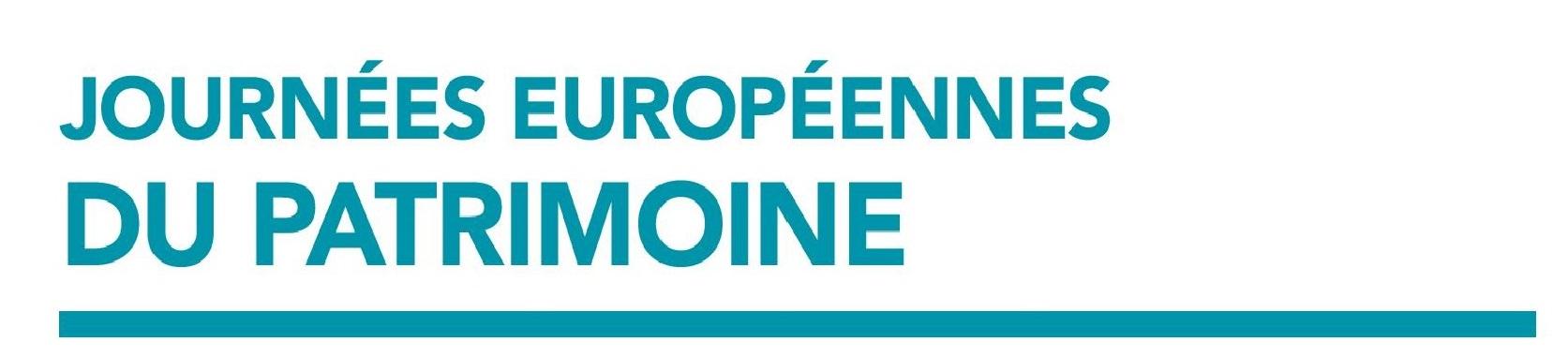 Journées Européennes du Patrimoine Logo