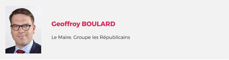 Geoffroy BOULARD Fiche