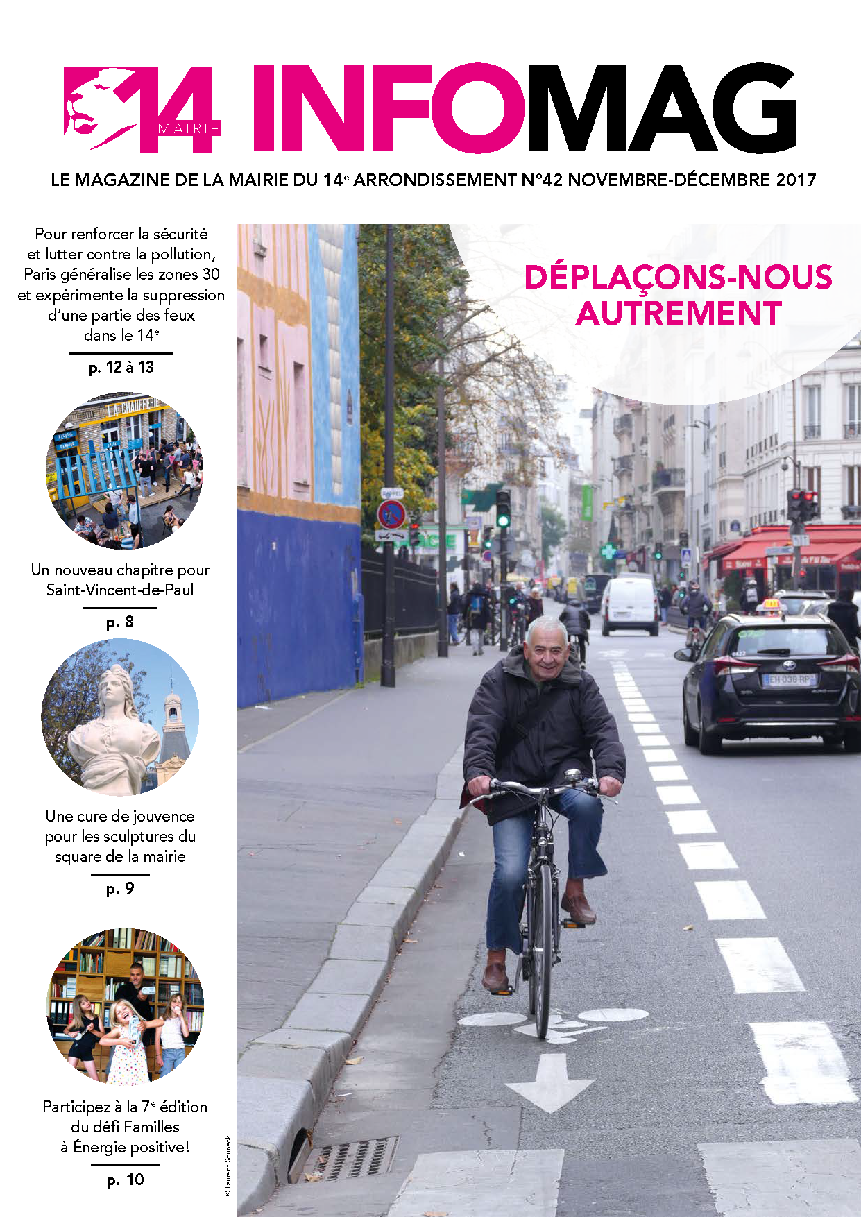 couverture Infomag 42