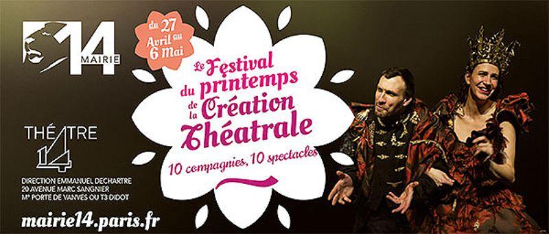 Festival de la Création Théâtrale 2017