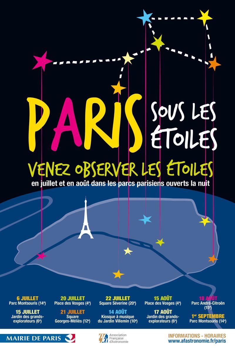 1d909ae99b3e Paris sous les étoiles   rendez-vous du 6 juillet au 1er septembre ...