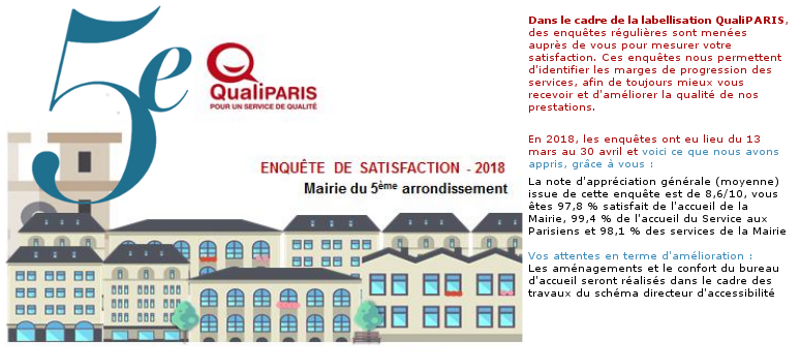 Affiche QUALIPARIS 2018