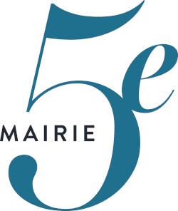 Logo Mairie 5ème