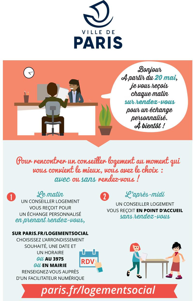 Logement Social Mairie Du 13e