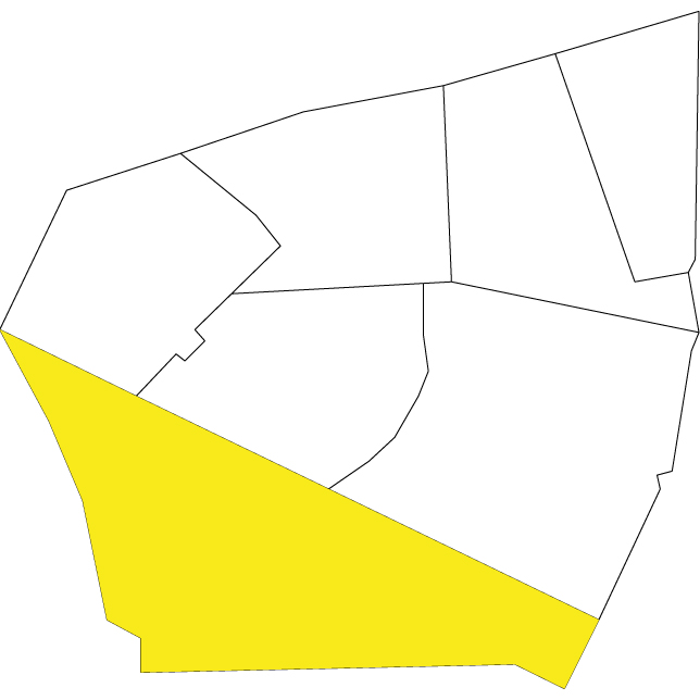 Carte CCQ - Triangle d'Or