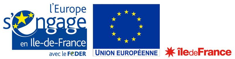Feder union européenne région Île-de-France