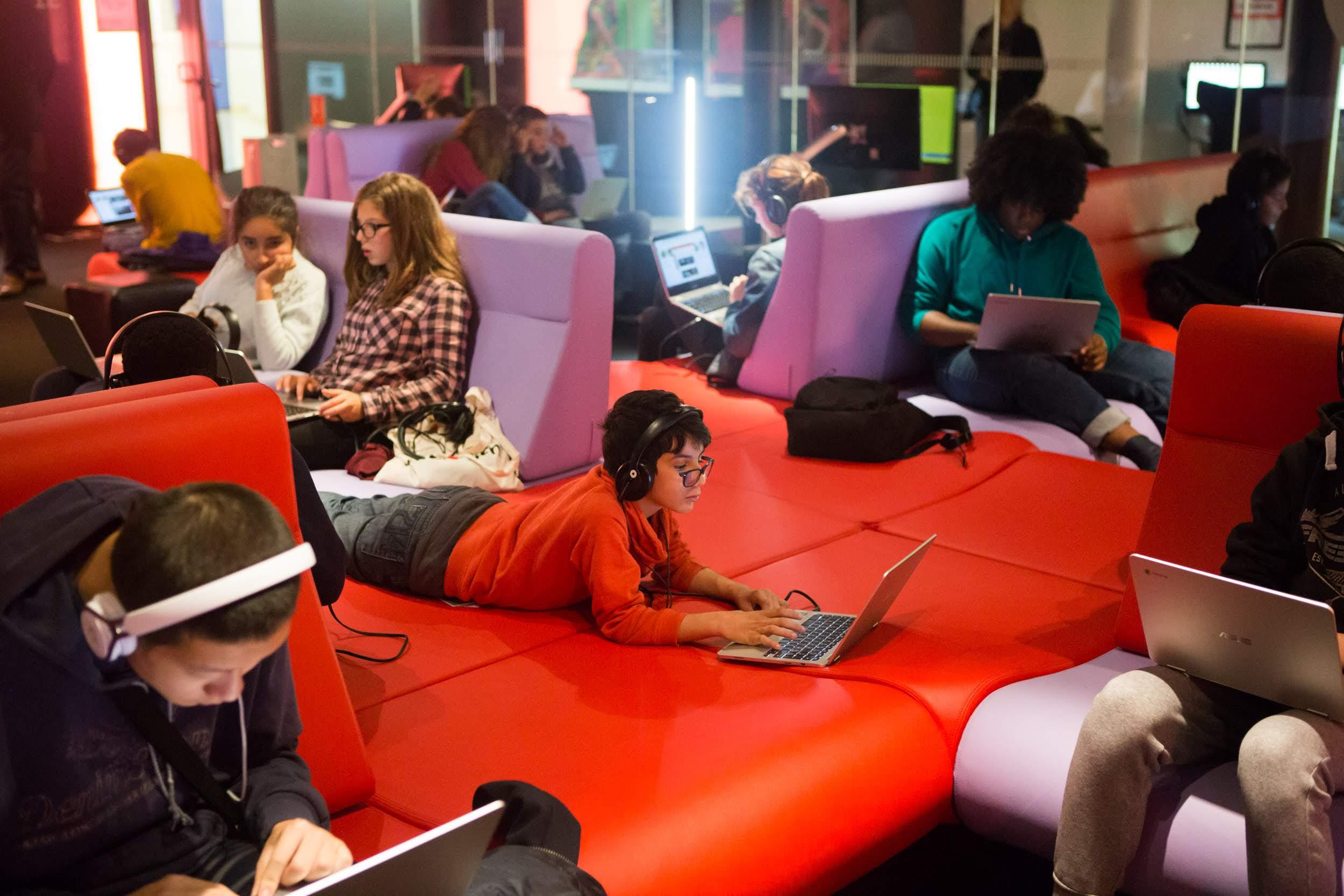 TUMO Paris, une école du numérique