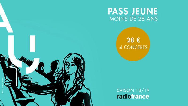"Pass Jeunes"" Radio France"