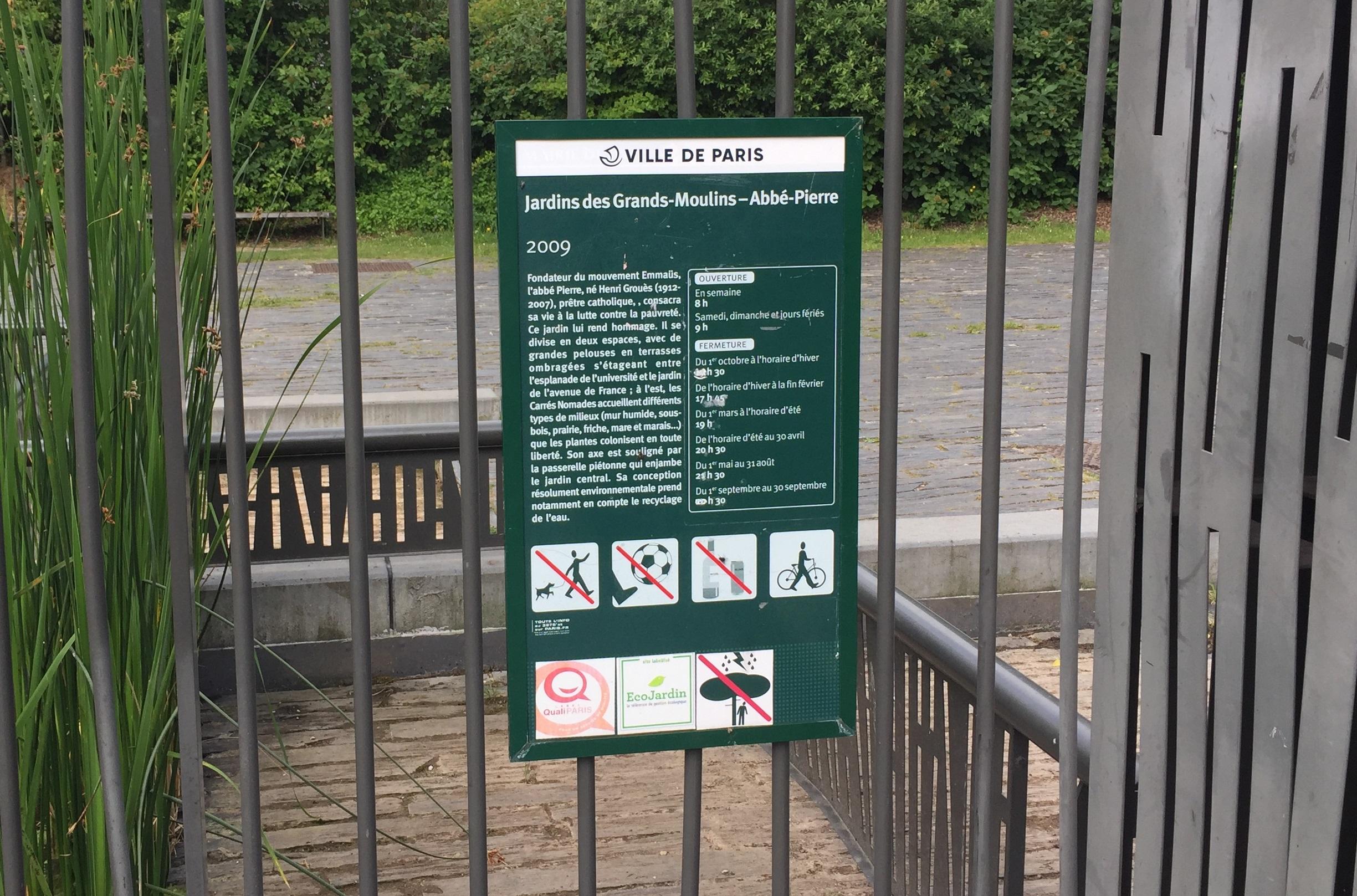 Espaces verts : Parcs, jardins et squares de Paris – Paris.fr