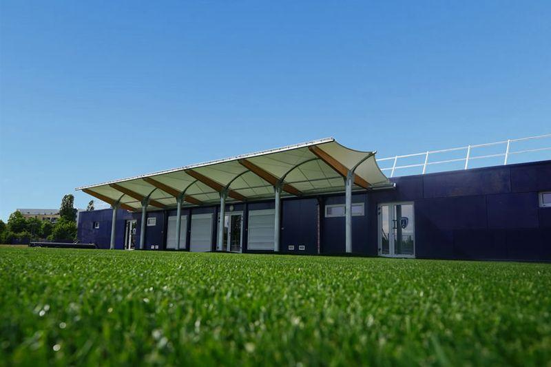 PFC centre d'entraînement